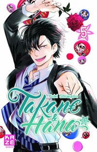 Takane et Hana T05