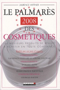 Le palmarès des cosmétiques 2008