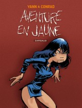 Les Innommables, tome 2 : Aventure en jaune, journal spirou