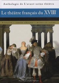 Le théâtre français du XVIIIe siecle