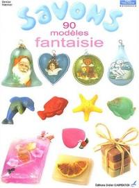 Savons : 90 modèles fantaisie