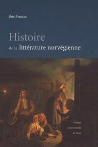Histoire de la littérature norvégienne
