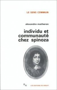 Individu et communauté chez Spinoza