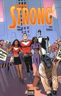 Tom Strong, Tome 2 :