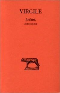 Enéide. Livres IX-XII