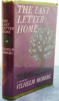 Last Letter Home (The Emigrants Saga, No 4)
