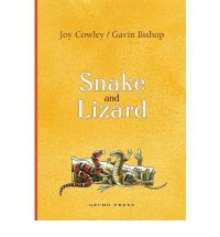 SNAKE AND LIZARD BY (COWLEY, JOY) PAPERBACK