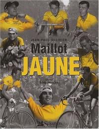 Maillot jaune (poster sticker)