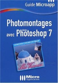Photomontages avec Photoshop 7, numéro 22