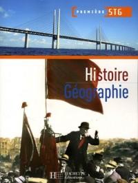Histoire géographie 1re STG