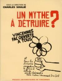 Mythe a Detruire