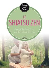 Le Shiatsu zen