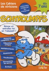 Cahier de Révision Schtroumpfs CE1