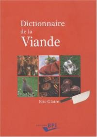 Dictionnaire de la viande