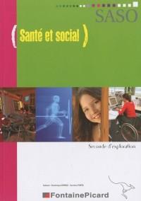 Santé et social 2e d'exploration