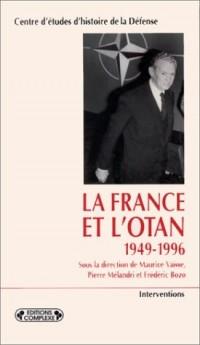 La France et l'OTAN, 1949-1996 : Actes du colloque tenu à l'École militaire, [les] 8, 9 et 10 février 1996, à Paris