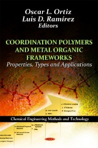 Coordination Polymers and Metal Organic Frameworks
