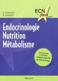Endocrinologie, nutrition, métabolisme