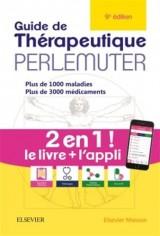 Guide de thérapeutique Perlemuter (livre + application) [Poche]