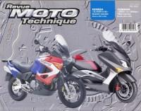 Rmt 140.1 Honda Xl1000v-Va / Yamaha Xp500 & Xp500a