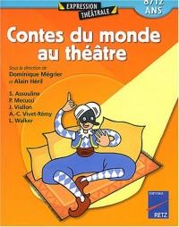 Contes du monde au théâtre : 8/12 ans