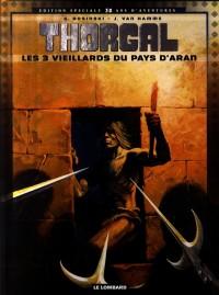 Collector Thorgal T3 Trois Vieillards du Pays d'Aran (les) Edition Speciale