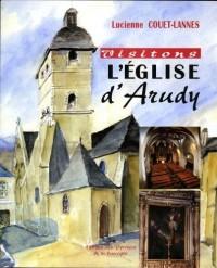 Visitons l'église d'Arudy