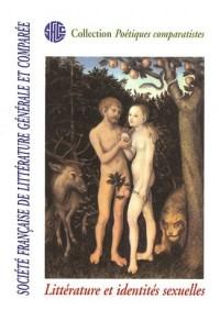 Littérature et identités sexuelles