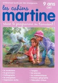 Les Cahiers de Martine CM1