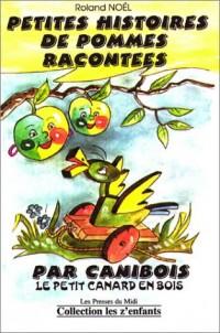 Petites histoires de pommes racontées par Canibois