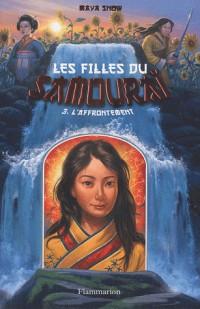 Les filles du samourai tome 3 l'affrontement