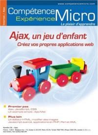 Ajax - un jeu d'enfant. Créez vos propres applications Web.