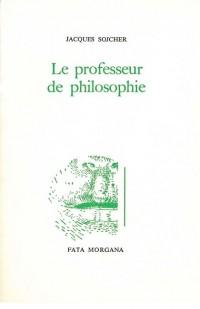 Le Professeur de philosophie