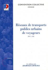Réseaux de transports publics urbains de voyageurs