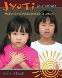 Jyoti pour enfant méditation de purification par la lumiere