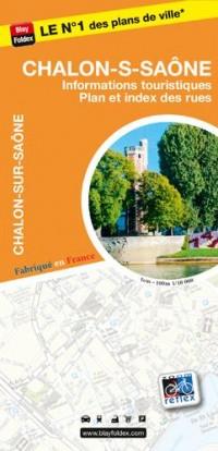 Chalon-sur-Saône : 1/10 000