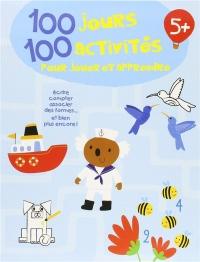 100 jours, 100 activités