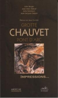 Grotte Chauvet Pont d'Arc- Impressions