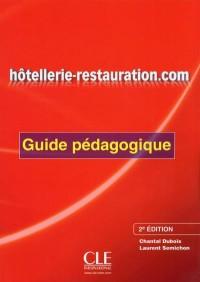 Hotellerie-Restauration.Com Livre du Professeur Ne