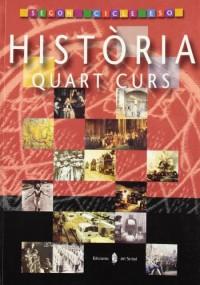 Història. Quart curs. Llibre de l'alumne