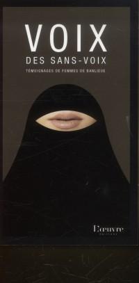 Paroles d'Opprimees Témoignages de Femmes de Banlieue