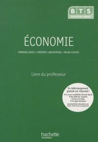 Économie, BTS 2e année, Livre du professeur, éd. 2010