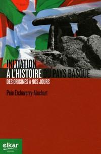 Introduction a l'Histoire du Pays Basque