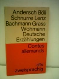 Deutsche Erzählungen - Contes Allemands (zweisprachig)
