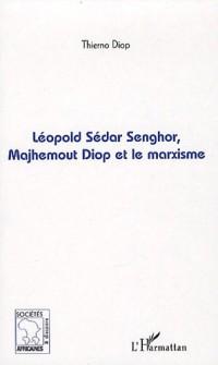 Léopold Sédar Senghor, Majhemout Diop et le marxisme