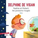 Nadine et Robert, les poissons rouges