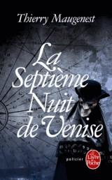 La septième nuit de Venise [Poche]