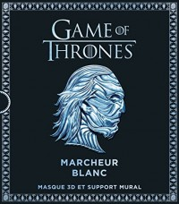 Game of Thrones, Masque 3D Marcheur Blanc