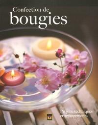 Confection de bougies