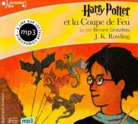 Harry Potter et la Coupe de Feu CD